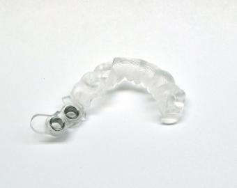 Хирургический 3D-шаблон для имплантации